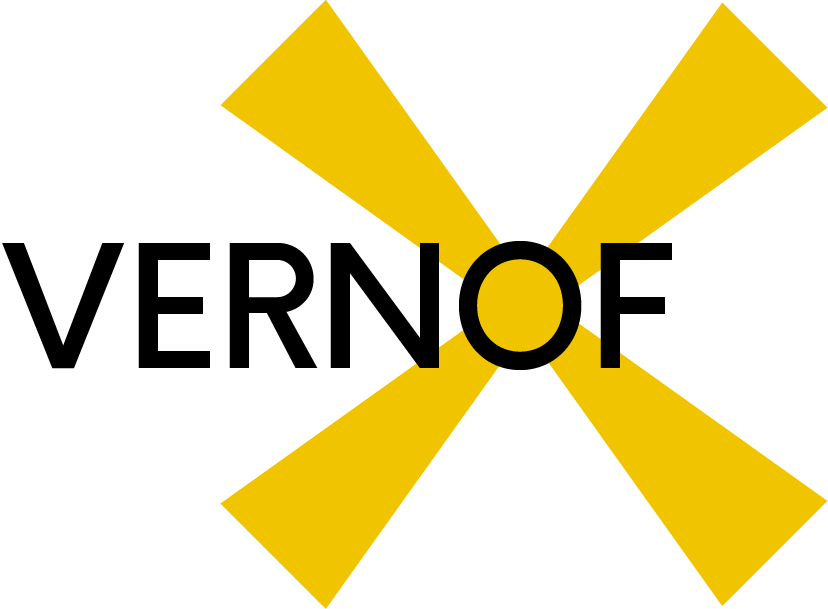 VERNOF Logo